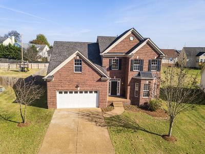 Williamson County Single Family Home For Sale: 3204 Timberwood Ct