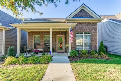 Smyrna Single Family Home For Sale: 1006 Avery Park Dr
