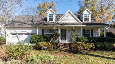 Gallatin Single Family Home For Sale: 116 Cambridge Dr