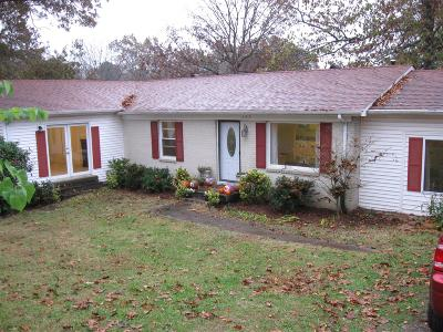 Dickson Single Family Home For Sale: 105 Valleywood Ct