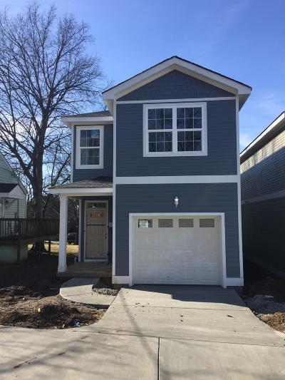 Nashville Single Family Home For Sale: 569 Stevenson St B