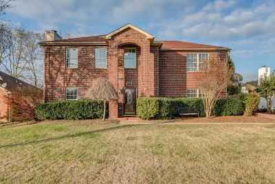 Williamson County Single Family Home For Sale: 2132 Spring Hill Cir