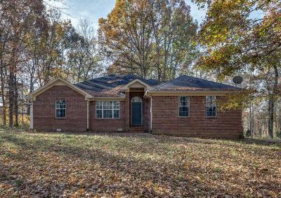 Spring Hill Single Family Home Under Contract - Showing: 639 Vaughans Gap Rd