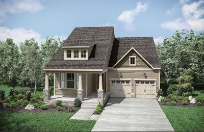 Hendersonville Single Family Home For Sale: 119 Edenburg Dr Lot 331