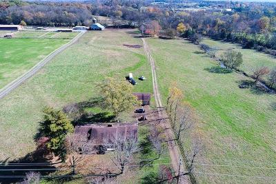 Thompsons Station  Residential Lots & Land For Sale: 1584 Thompsons Station Rd W