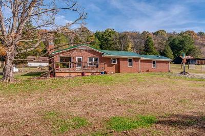 Columbia Single Family Home For Sale: 1496 Roy Sellers Rd