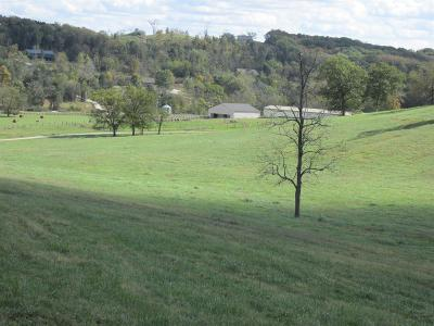 Spring Hill  Residential Lots & Land For Sale: John Sharp Rd 119.60 Ac