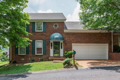 Williamson County Condo/Townhouse For Sale: 1524 Mooreland Blvd