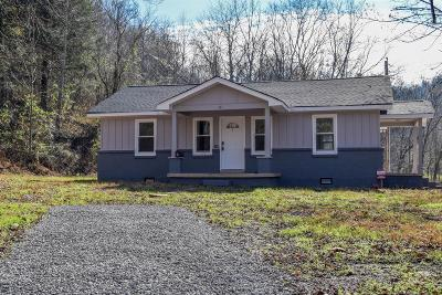 Single Family Home For Sale: 590 Leaths Chapel Rd