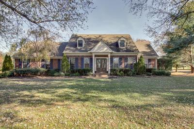 Brentwood Single Family Home For Sale: 820 Coxboro Dr