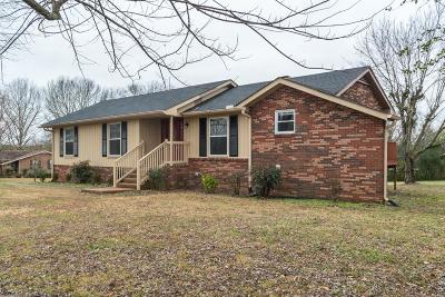 Gallatin Single Family Home For Sale: 491 Coles Ferry Rd