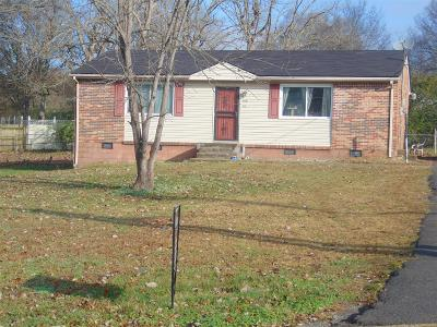 Goodlettsville Single Family Home For Sale: 413 Melissa Ct