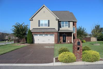 Gallatin Single Family Home For Sale: 1286 Whitehall Ter
