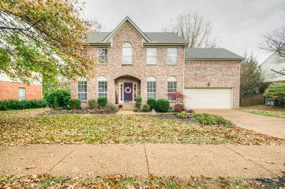Williamson County Single Family Home Under Contract - Showing: 125 Golden Meadow Ln