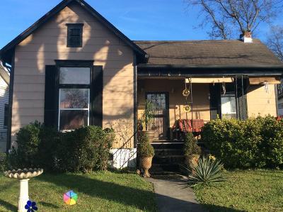 Nashville Single Family Home For Sale: 1123 Stainback Ave