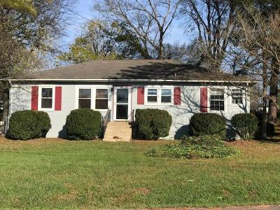 Columbia Single Family Home For Sale: 700 Poplar St