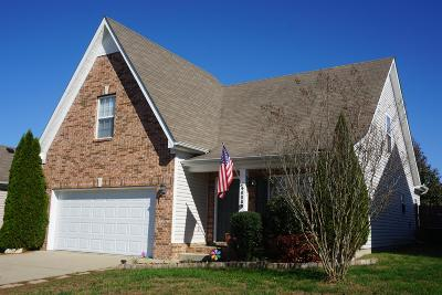 Spring Hill Single Family Home For Sale: 4008 Deer Run Trce