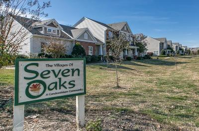 Rutherford County Condo/Townhouse Under Contract - Showing: 927 Seven Oaks Blvd