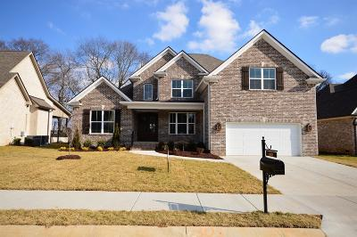 Spring Hill Single Family Home For Sale: 4018 Haversack Dr. (303)