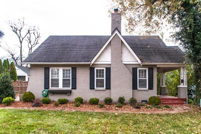 Single Family Home For Sale: 2219 Blair Blvd