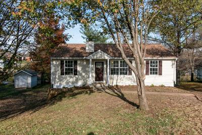 Clarksville Single Family Home For Sale: 603 Bay Ln