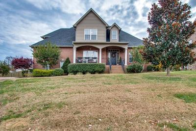 Hendersonville Single Family Home Under Contract - Showing: 127 Savo Bay