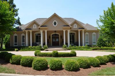 Clarksville TN Single Family Home For Sale: $1,925,000