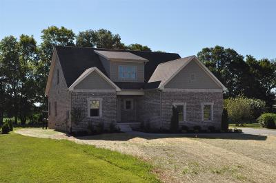 Sumner County Single Family Home For Sale: 164 Spencer Springs Dr