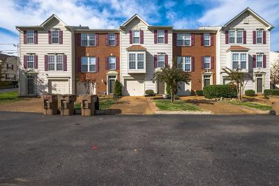 Antioch Condo/Townhouse For Sale: 5170 Hickory Hollow Pkwy Unit 2 #258