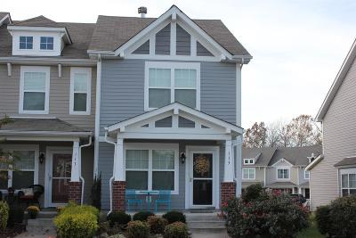 Mount Juliet TN Condo/Townhouse Under Contract - Showing: $195,000