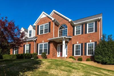 Franklin TN Single Family Home Under Contract - Showing: $429,900