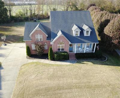 White House Single Family Home For Sale: 315 Cherry Ln