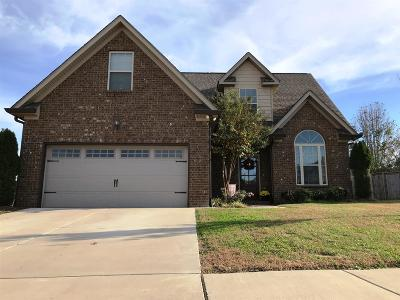 Gallatin Single Family Home For Sale: 585 Smoky Mountains Dr