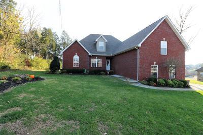 Lavergne Single Family Home For Sale: 5008 Charles Johnston Dr