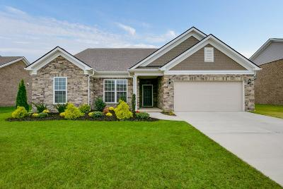 Williamson County Single Family Home For Sale: 1642 Lantana Dr