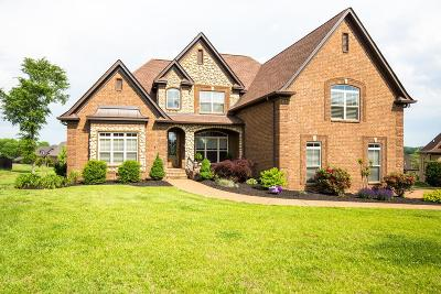 Mount Juliet TN Single Family Home For Sale: $634,900