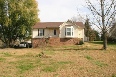 Clarksville Single Family Home For Sale: 993 Merritt Lewis Ln