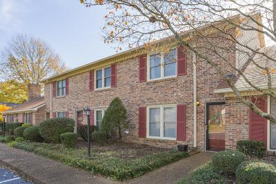 Nashville Condo/Townhouse Under Contract - Showing: 765 Kent Rd #765