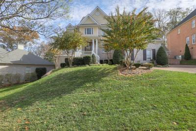Franklin Single Family Home Under Contract - Showing: 149 Allenhurst Cir