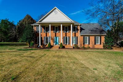 Mount Juliet TN Single Family Home For Sale: $420,000