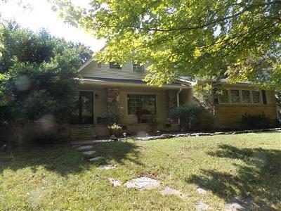 Hendersonville Single Family Home For Sale: 524 Indian Lake Rd