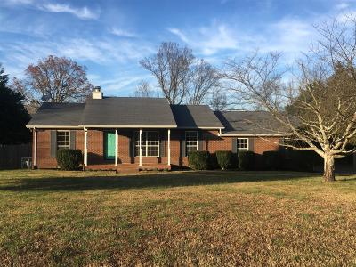Goodlettsville Single Family Home Under Contract - Showing: 6278 Kenwood Dr