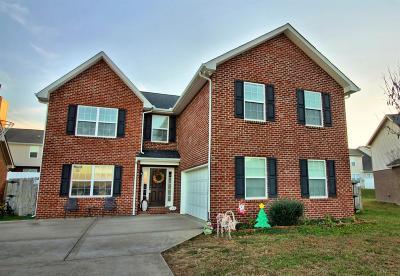 Murfreesboro Single Family Home For Sale: 1513 Sunray Dr