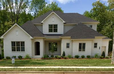 Nolensville Single Family Home For Sale: 425 Oldenburg Rd. (Lot 2207)