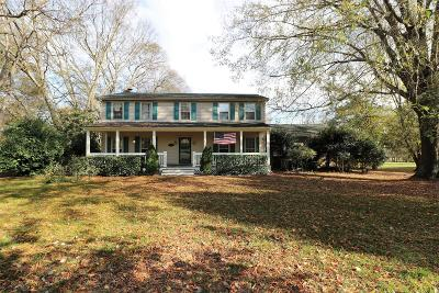 Franklin Single Family Home For Sale: 2238 Isaac Ln