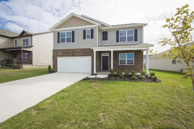 Clarksville TN Single Family Home For Sale: $241,165