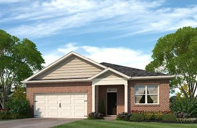 Clarksville TN Single Family Home For Sale: $213,740