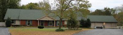 Sumner County Single Family Home For Sale: 103 Stonewall Ct