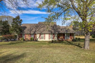 Williamson County Single Family Home For Sale: 110 Ridgewood Rd