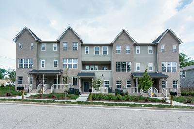 Nashville Single Family Home For Sale: 601 Ries Ave, Unit #3